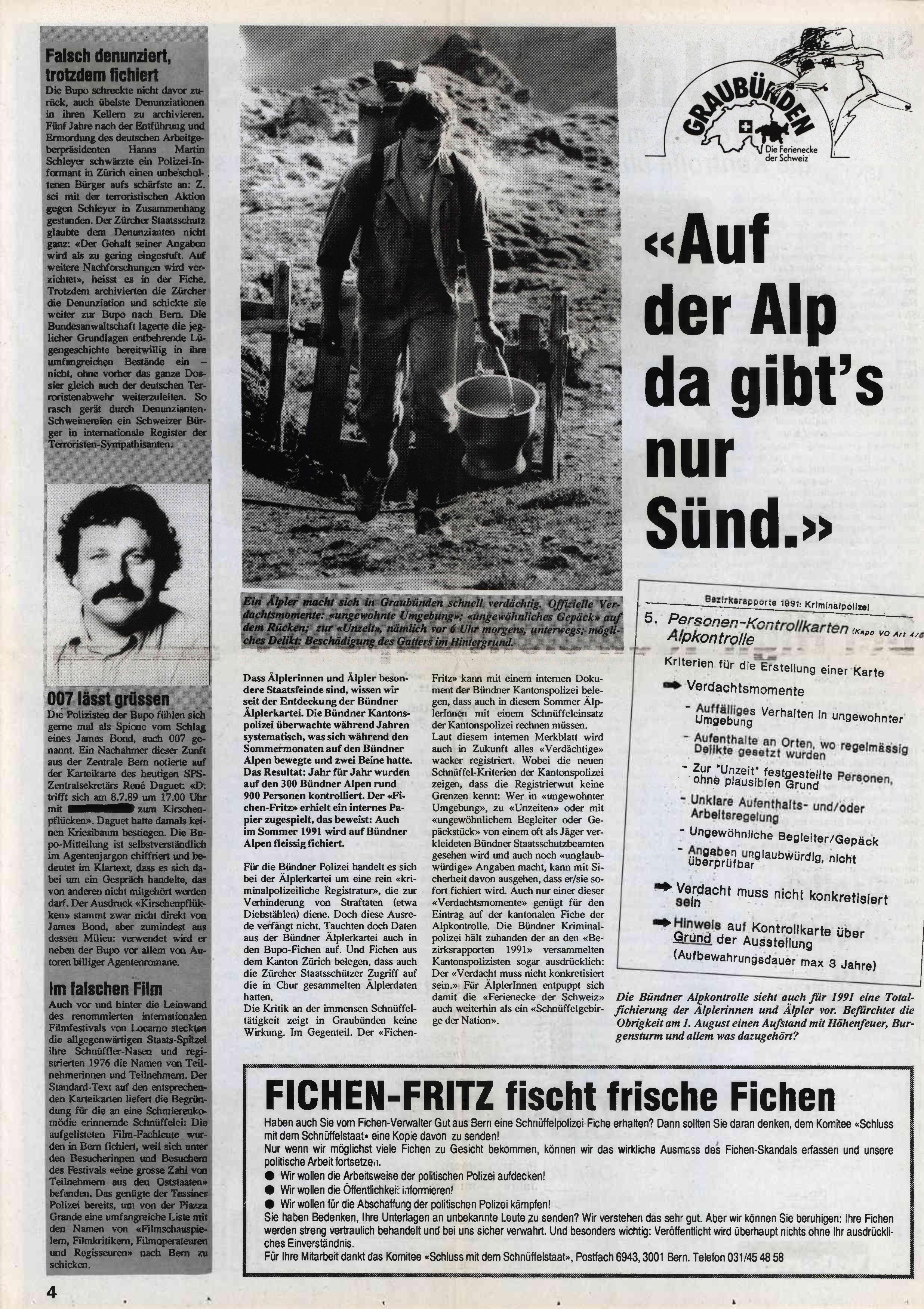 FICHEN FRITZ NR. 6 - SEITE 4