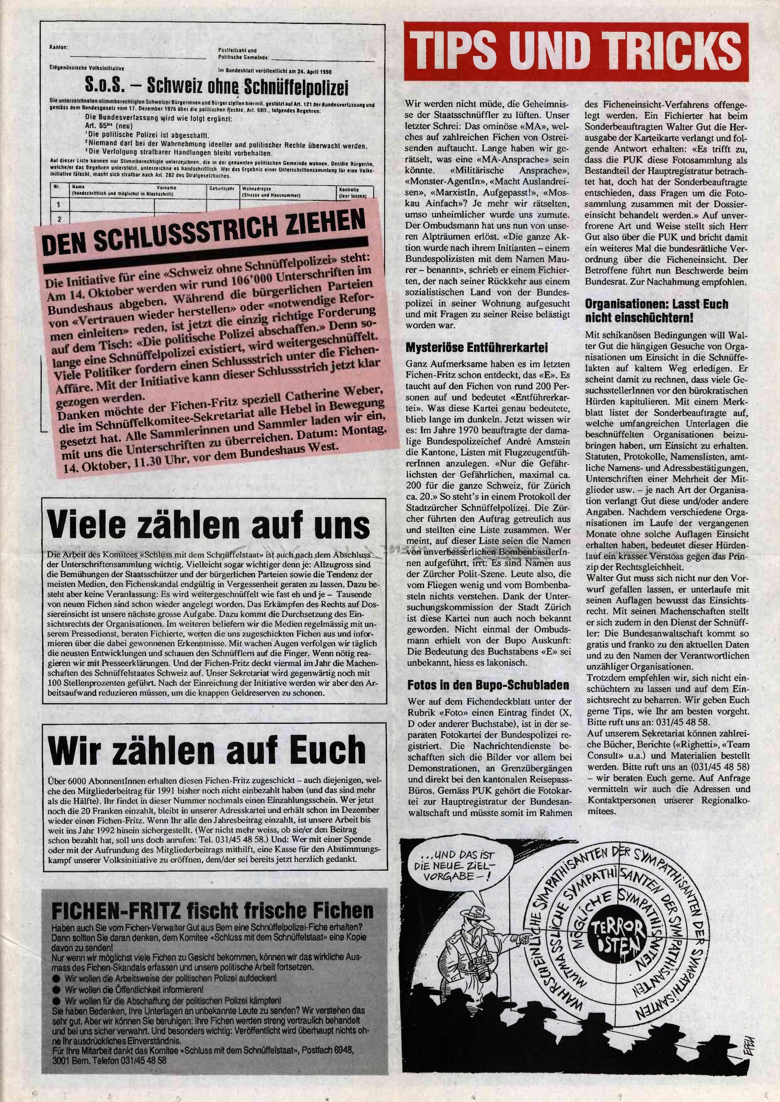 FICHEN FRITZ NR. 7 - SEITE 2