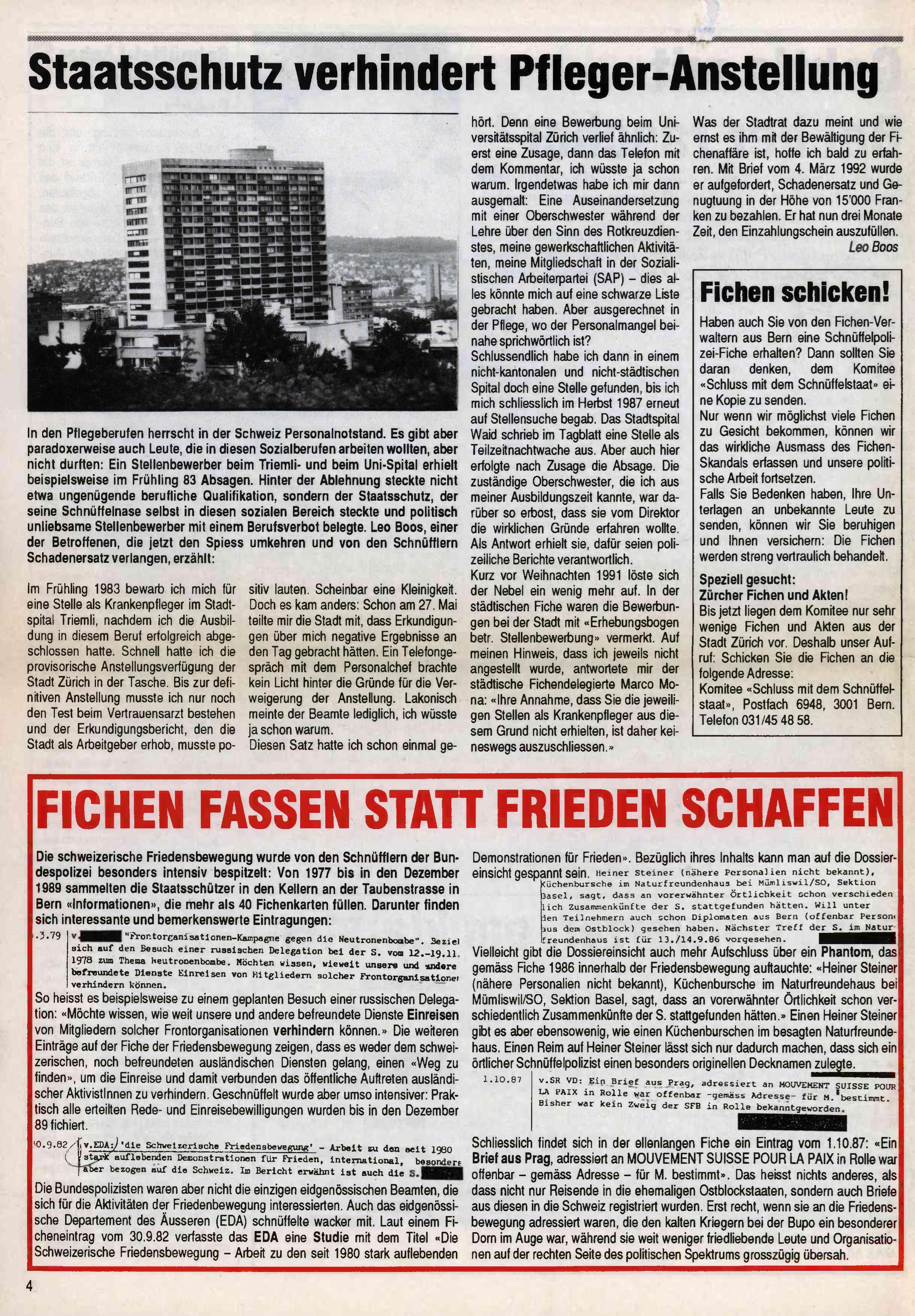 FICHEN FRITZ NR. 9 - SEITE 4