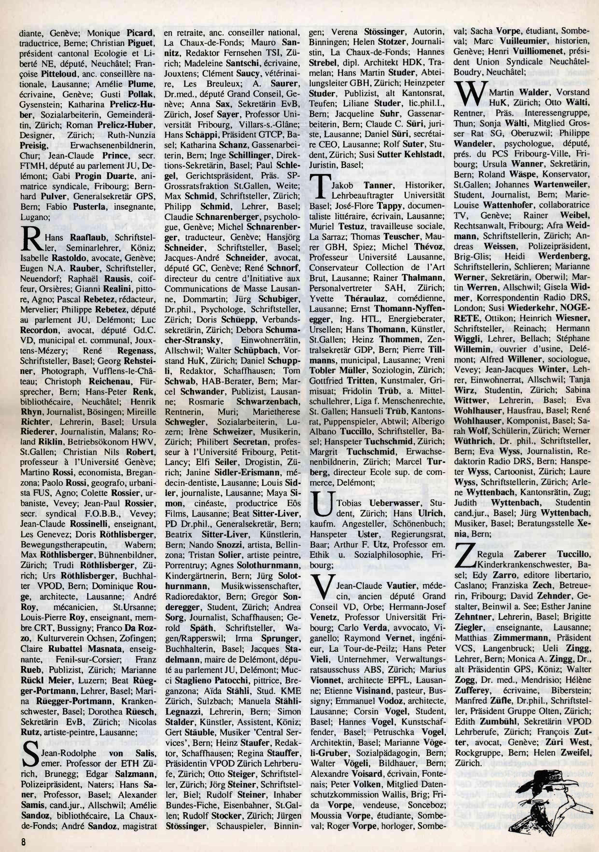 FICHEN FRITZ NR. 11 - SEITE 8
