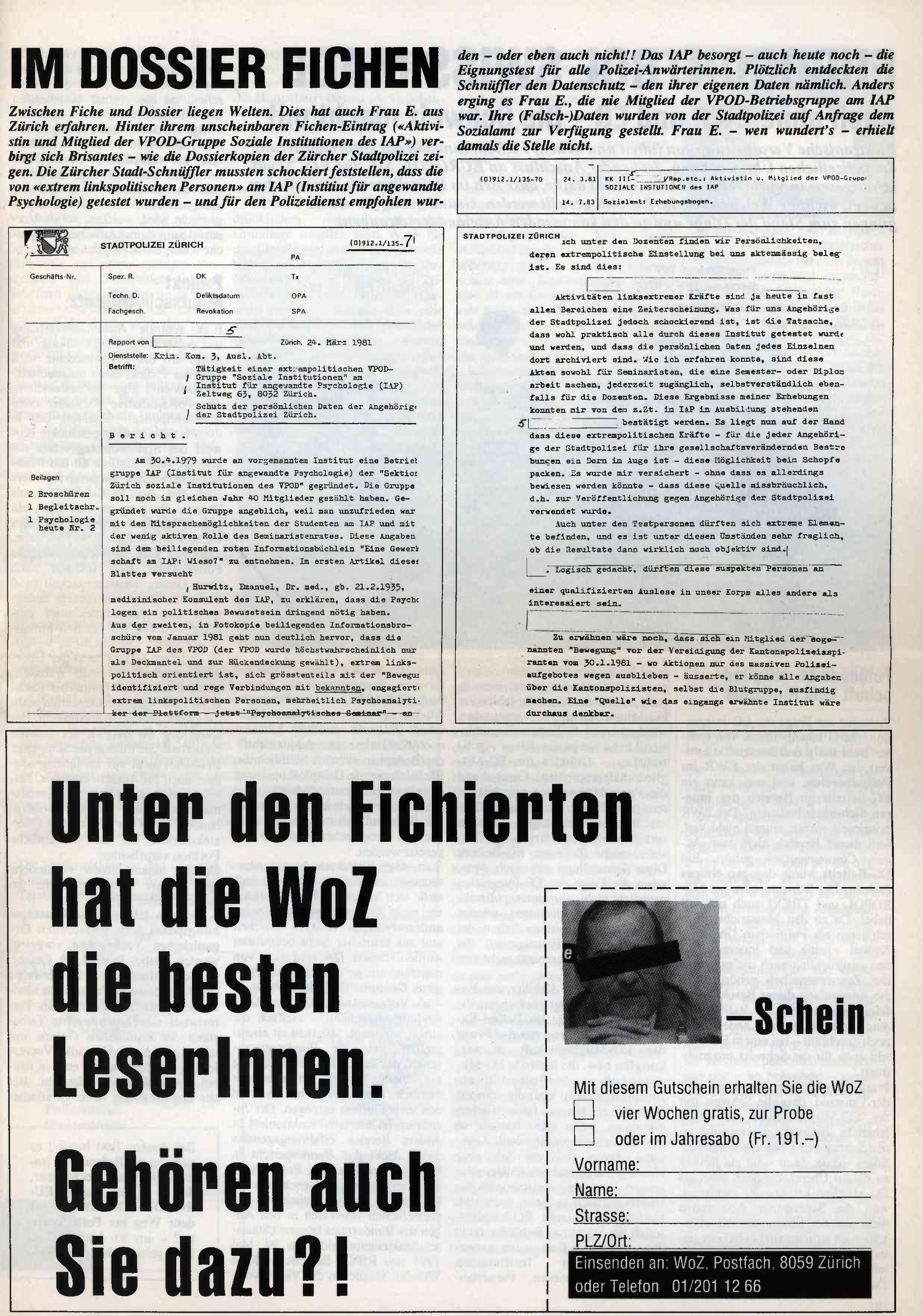 FICHEN FRITZ NR. 11 - SEITE 9