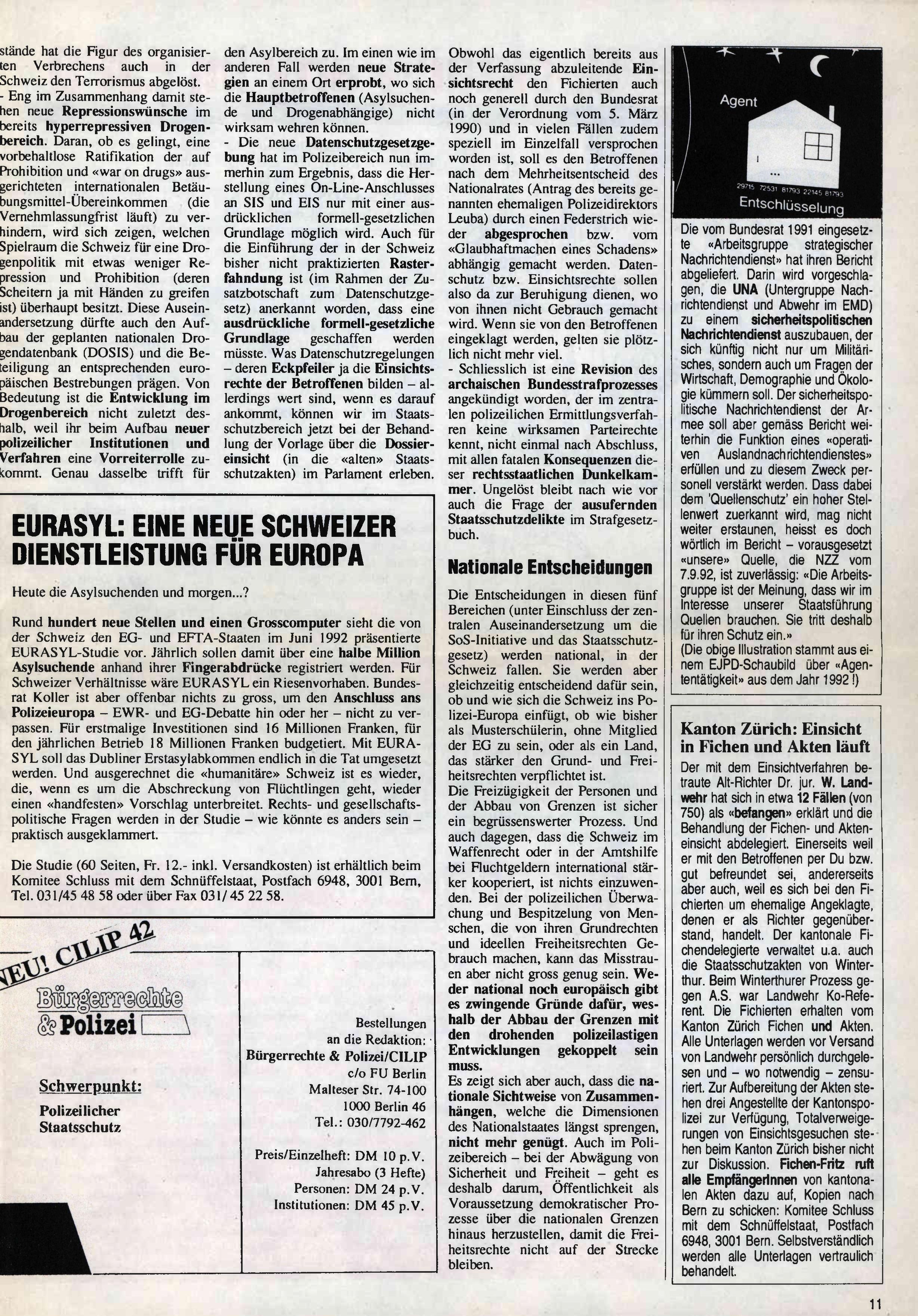 FICHEN FRITZ NR. 11 - SEITE 11
