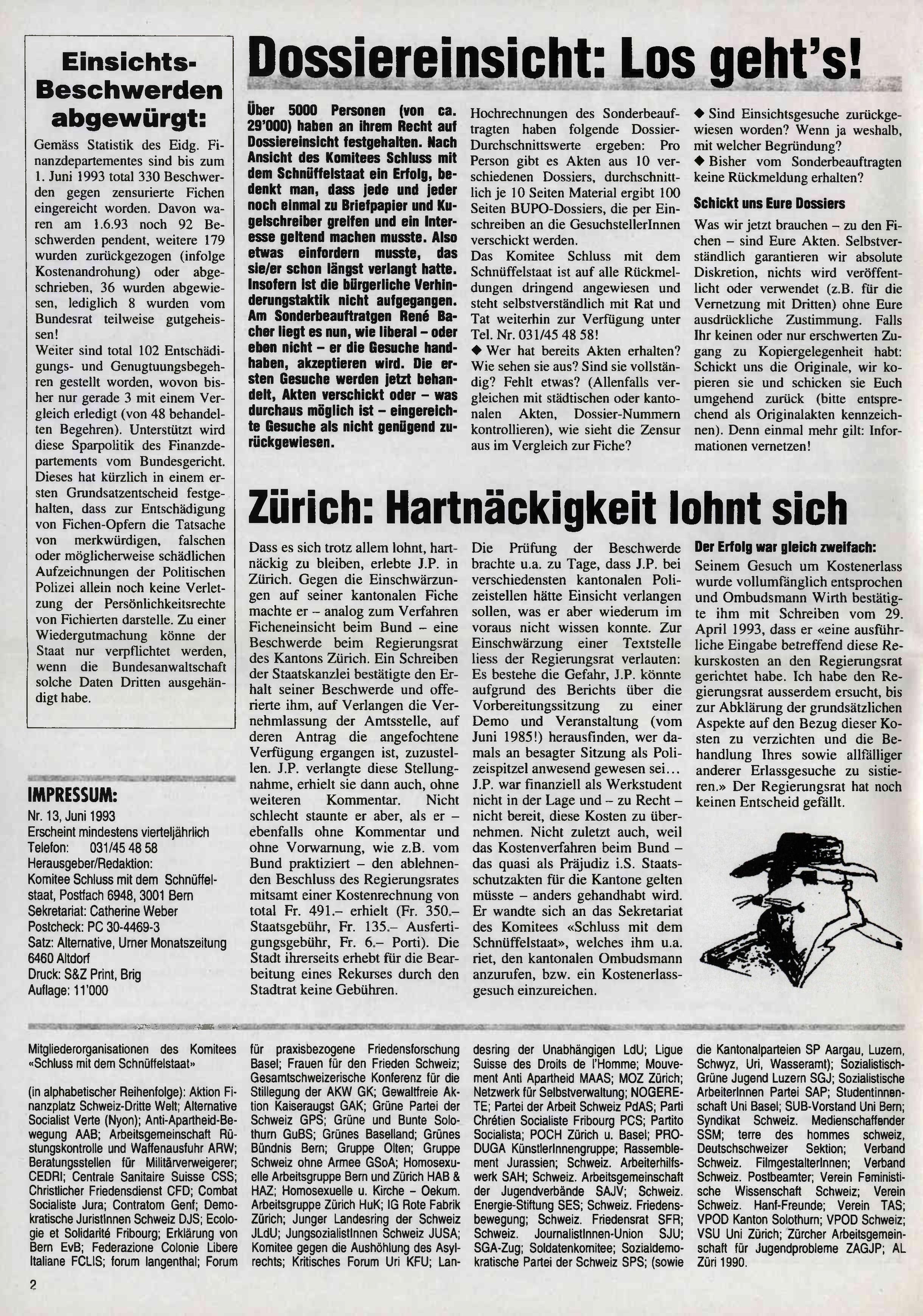 FICHEN FRITZ NR. 13 - SEITE 2