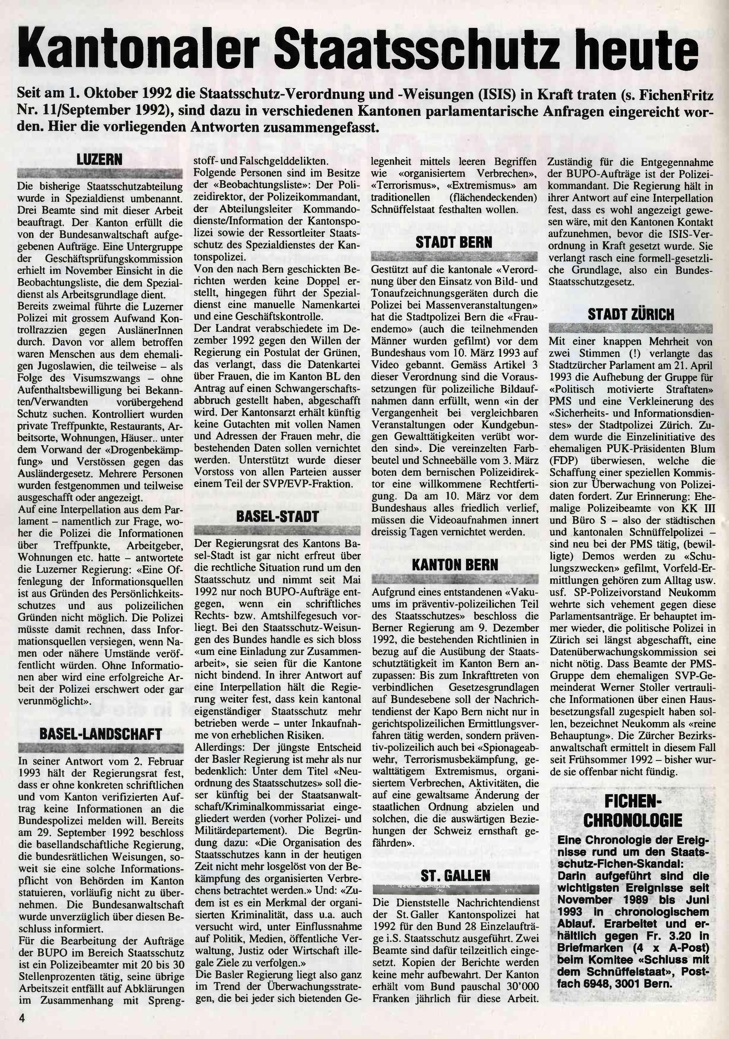 FICHEN FRITZ NR. 13 - SEITE 4