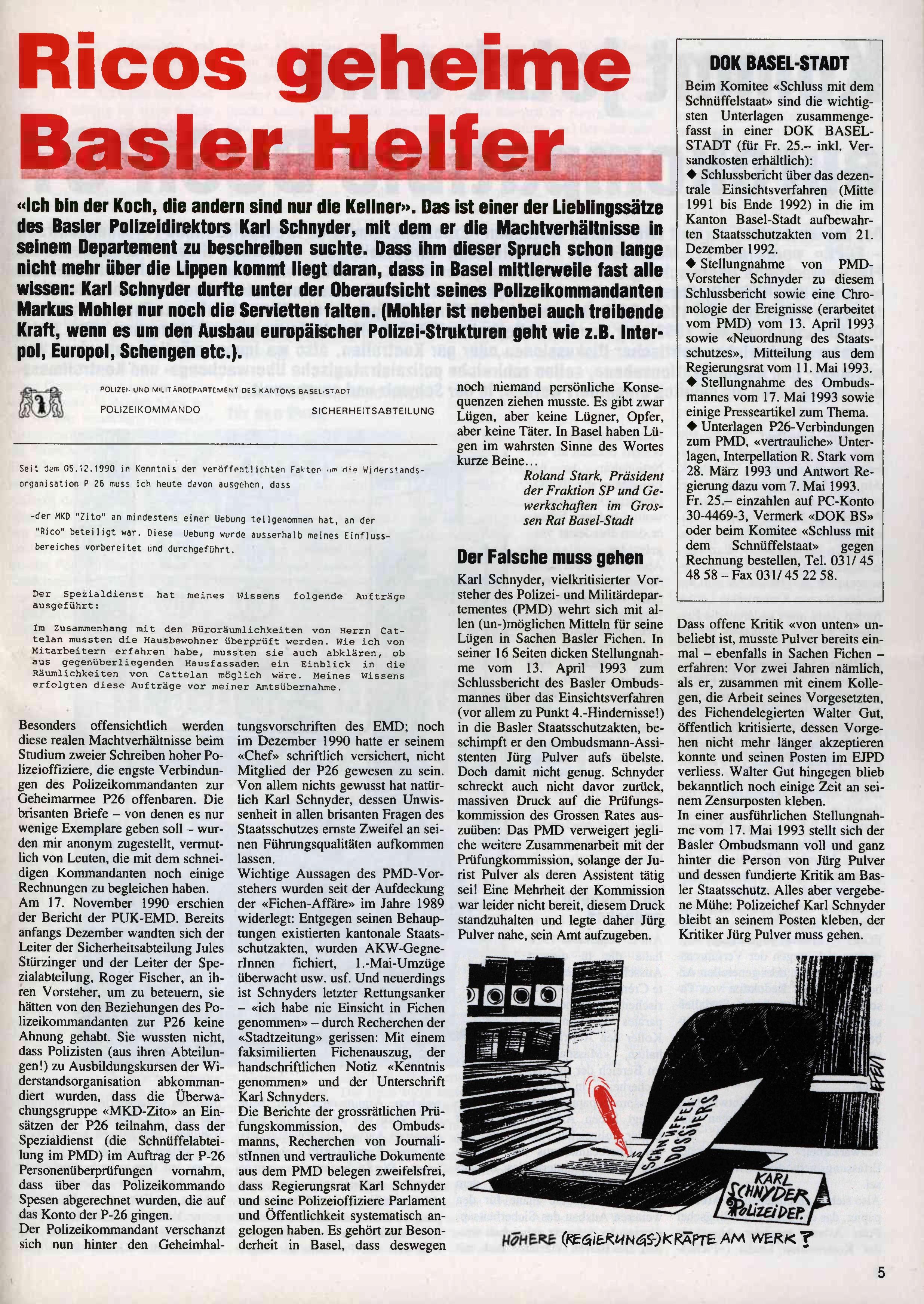 FICHEN FRITZ NR. 13 - SEITE 5