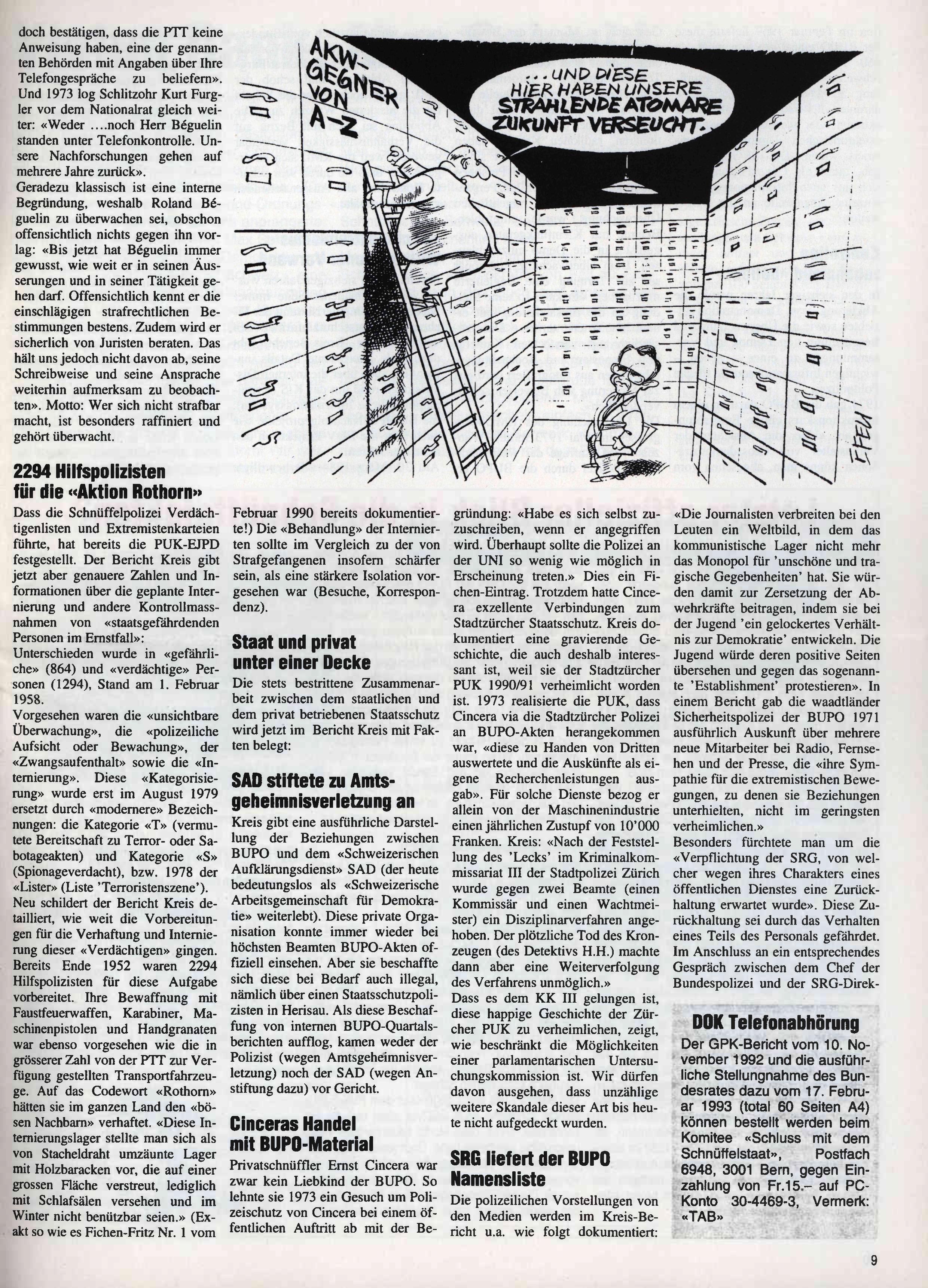 FICHEN FRITZ NR. 13 - SEITE 9