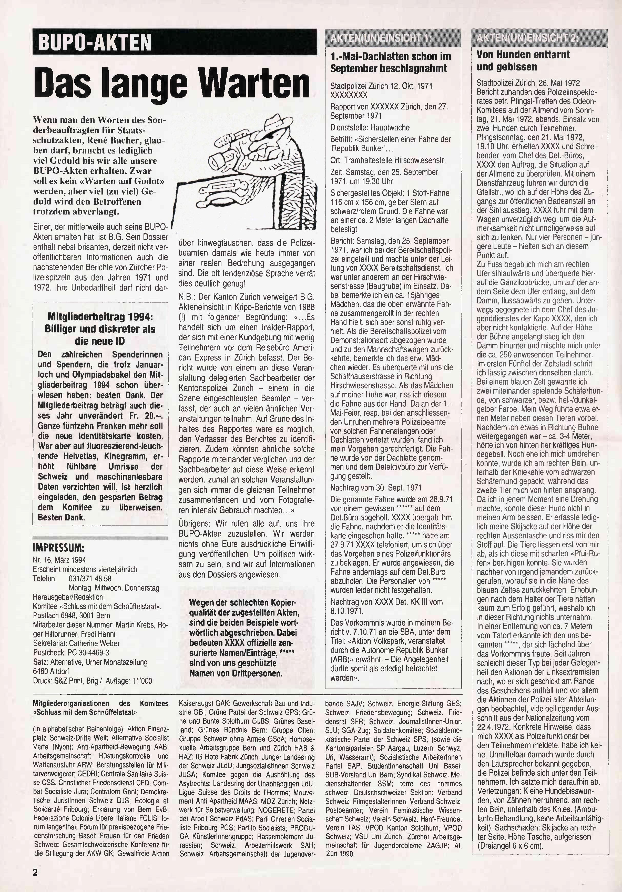 FICHEN FRITZ NR. 16 - SEITE 2