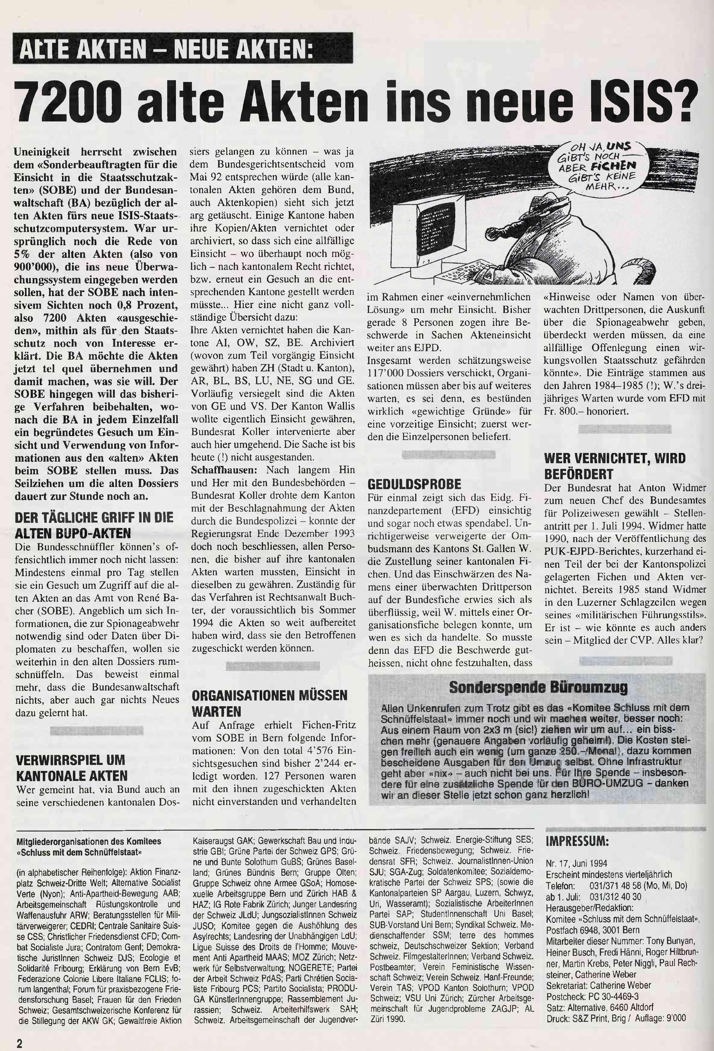 FICHEN FRITZ NR. 17 - SEITE 2