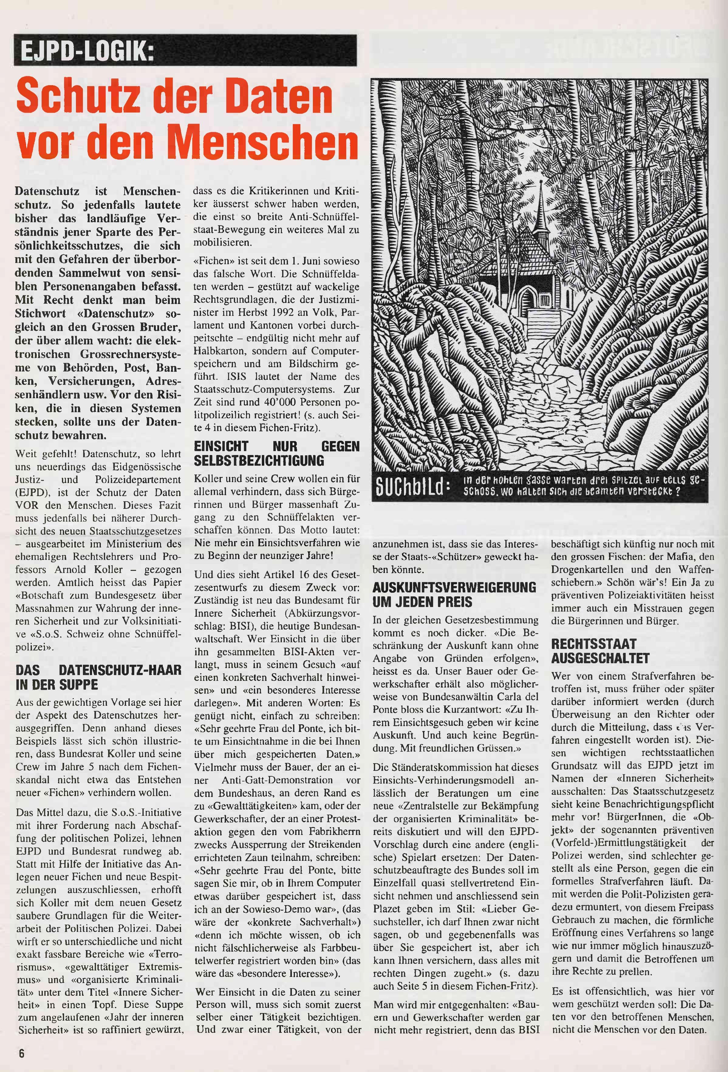 FICHEN FRITZ NR. 17 - SEITE 6