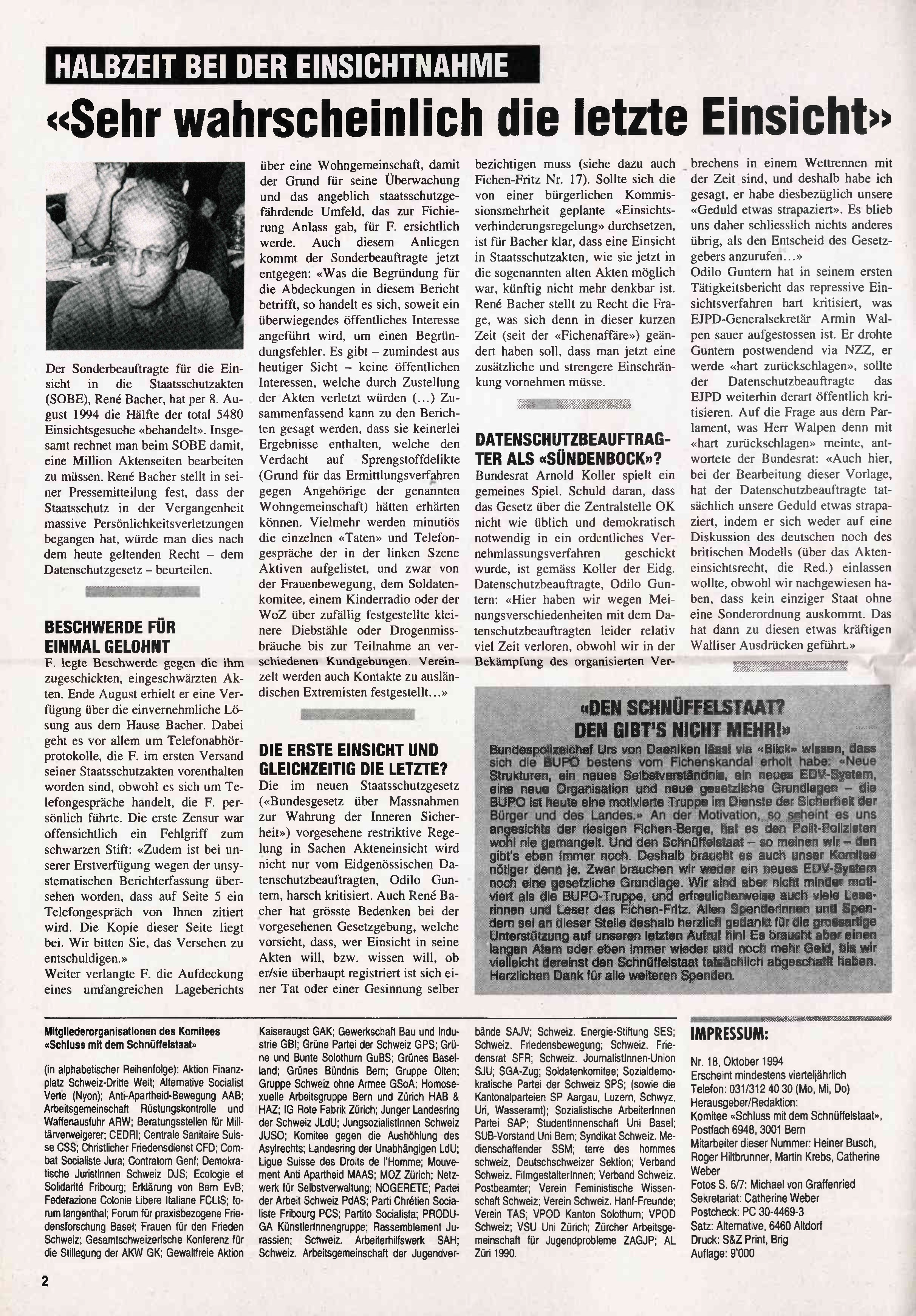 FICHEN FRITZ NR. 18 - SEITE 2
