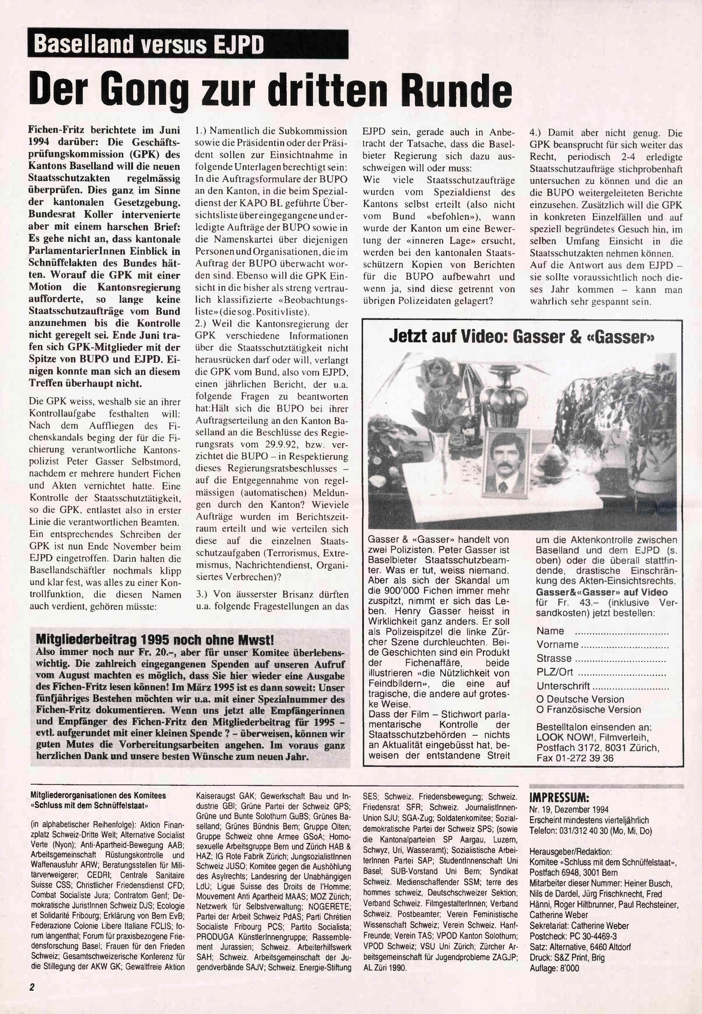 FICHEN FRITZ NR. 19 - SEITE 2