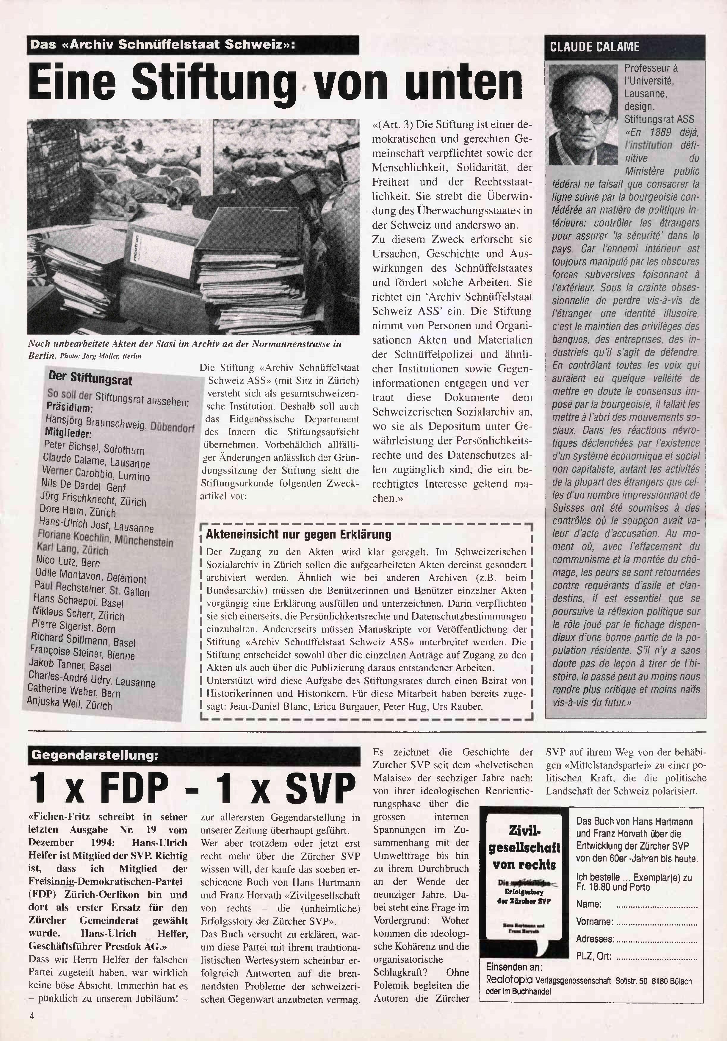 FICHEN FRITZ NR. 20 - SEITE 4