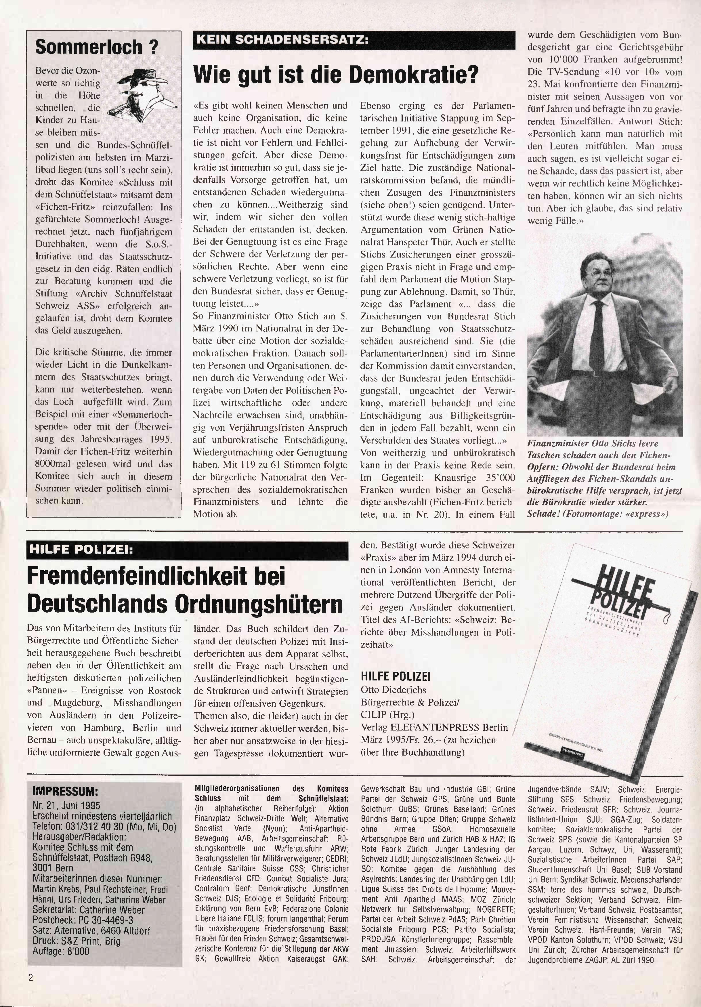 F1ICHEN FRITZ NR. 21 - SEITE 2
