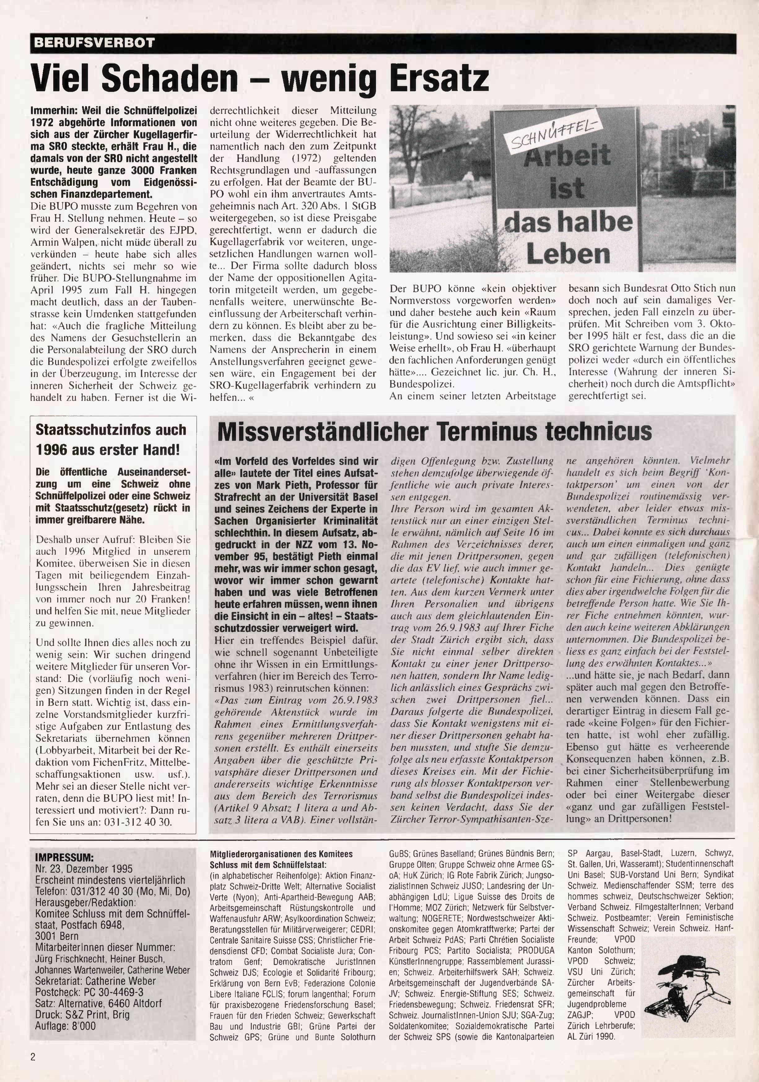 FICHEN FRITZ NR. 23 - SEITE 2