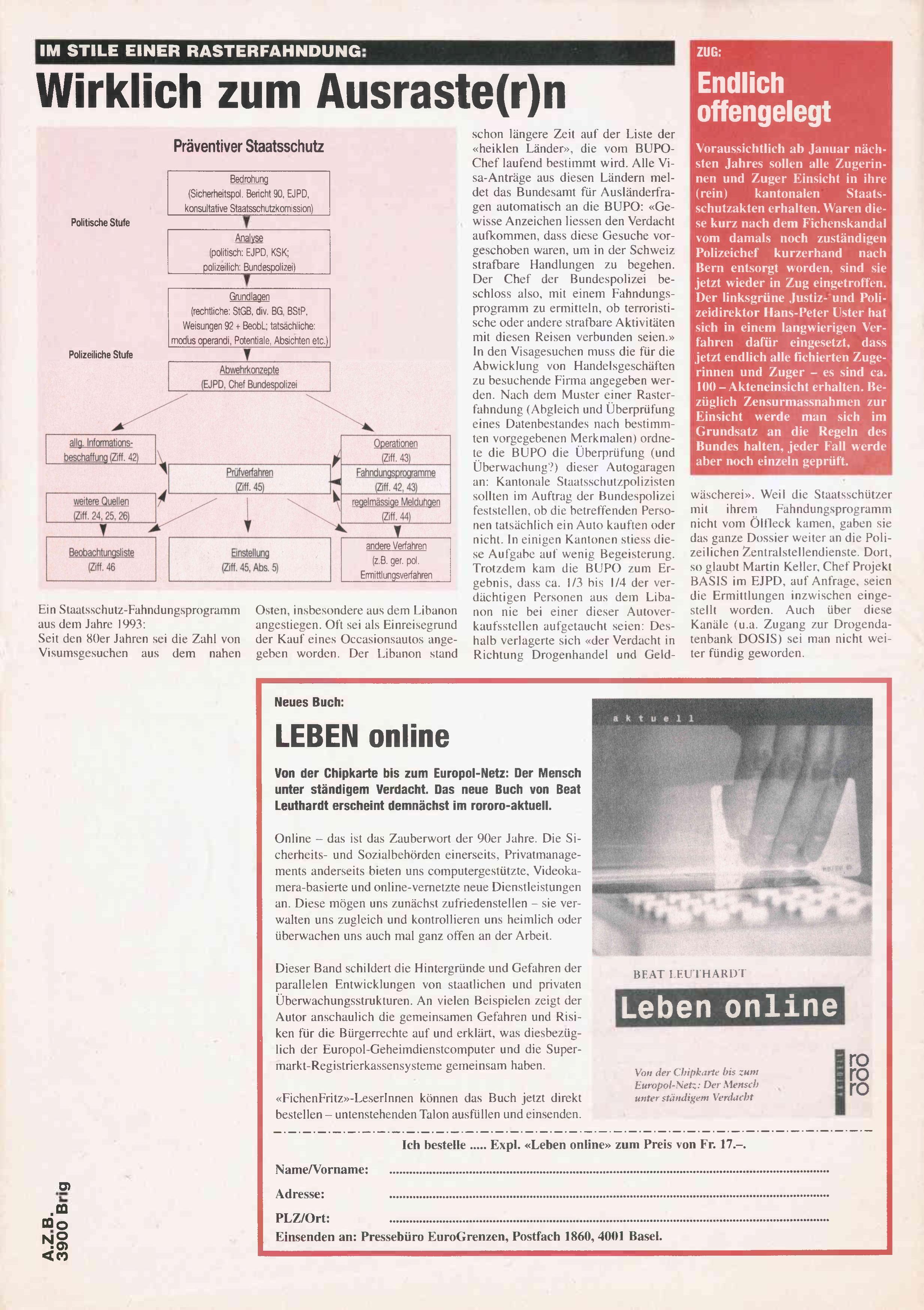 FICHEN FRITZ NR. 23 - SEITE 8