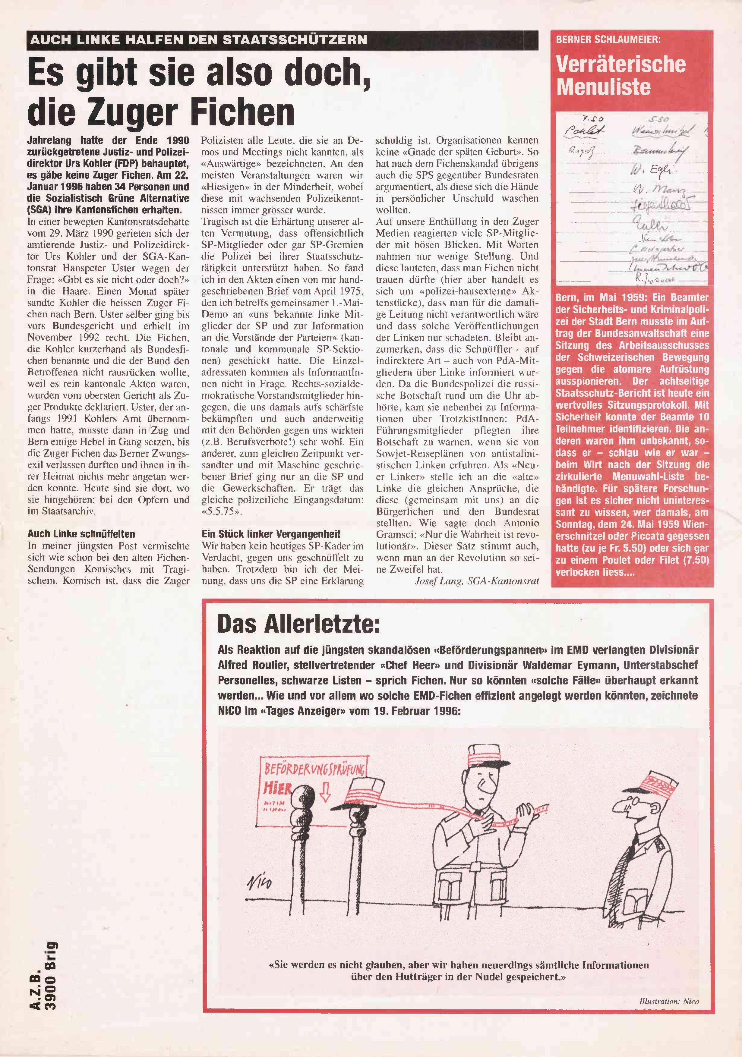 FICHEN FRITZ NR. 24 - SEITE 8