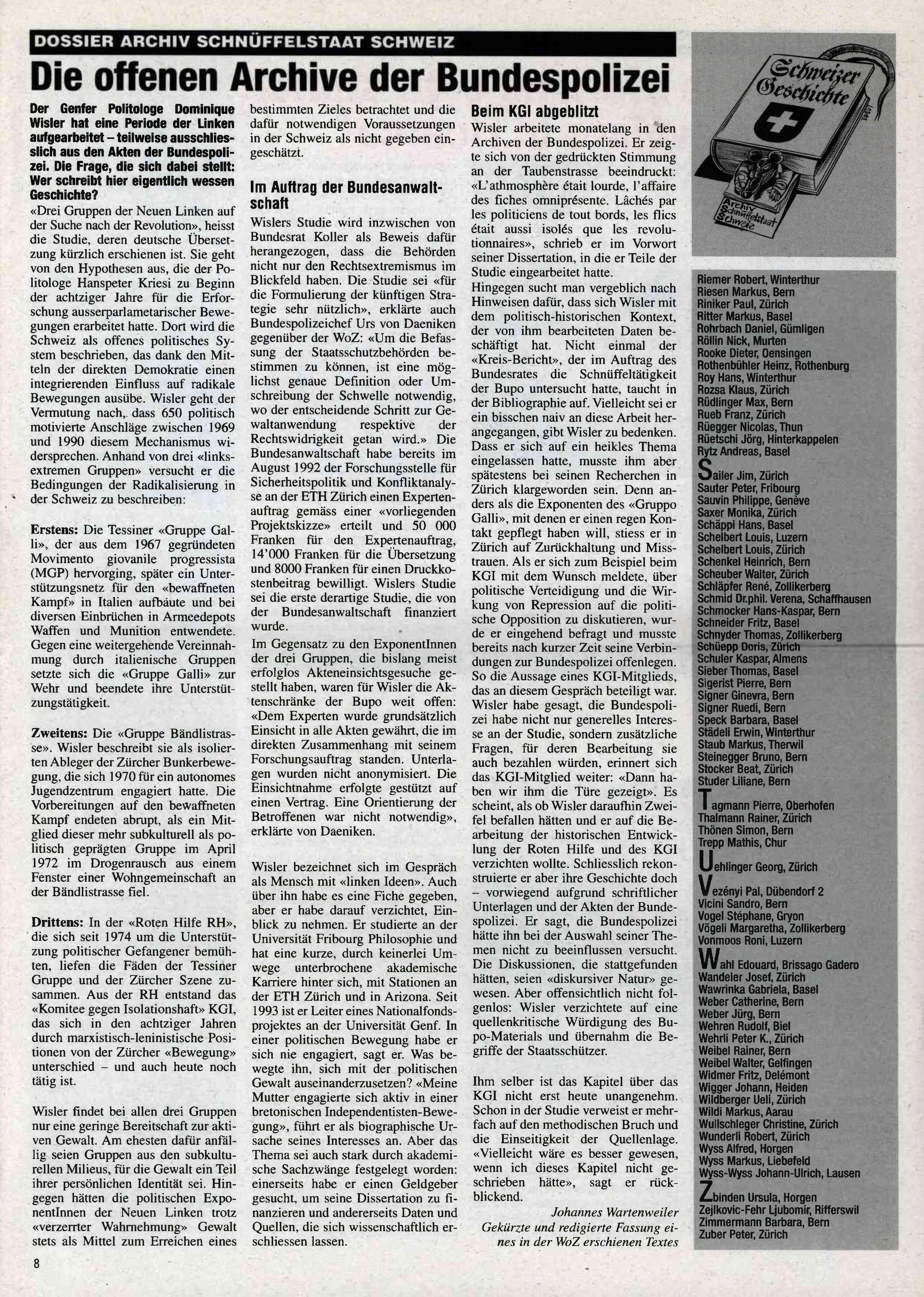 FICHEN FRITZ NR. 25 - SEITE 8