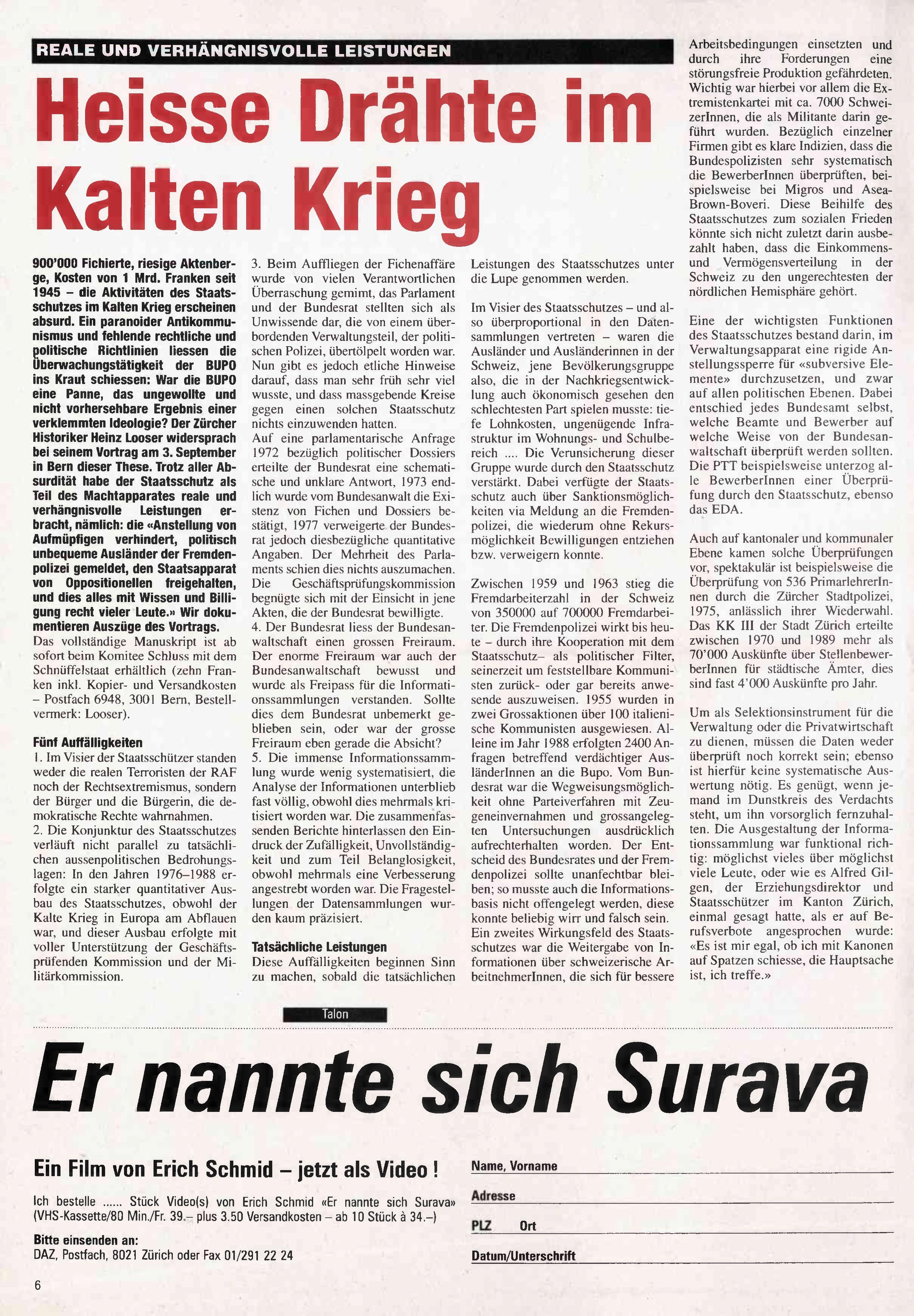 FICHEN FRITZ NR. 26 - SEITE 6