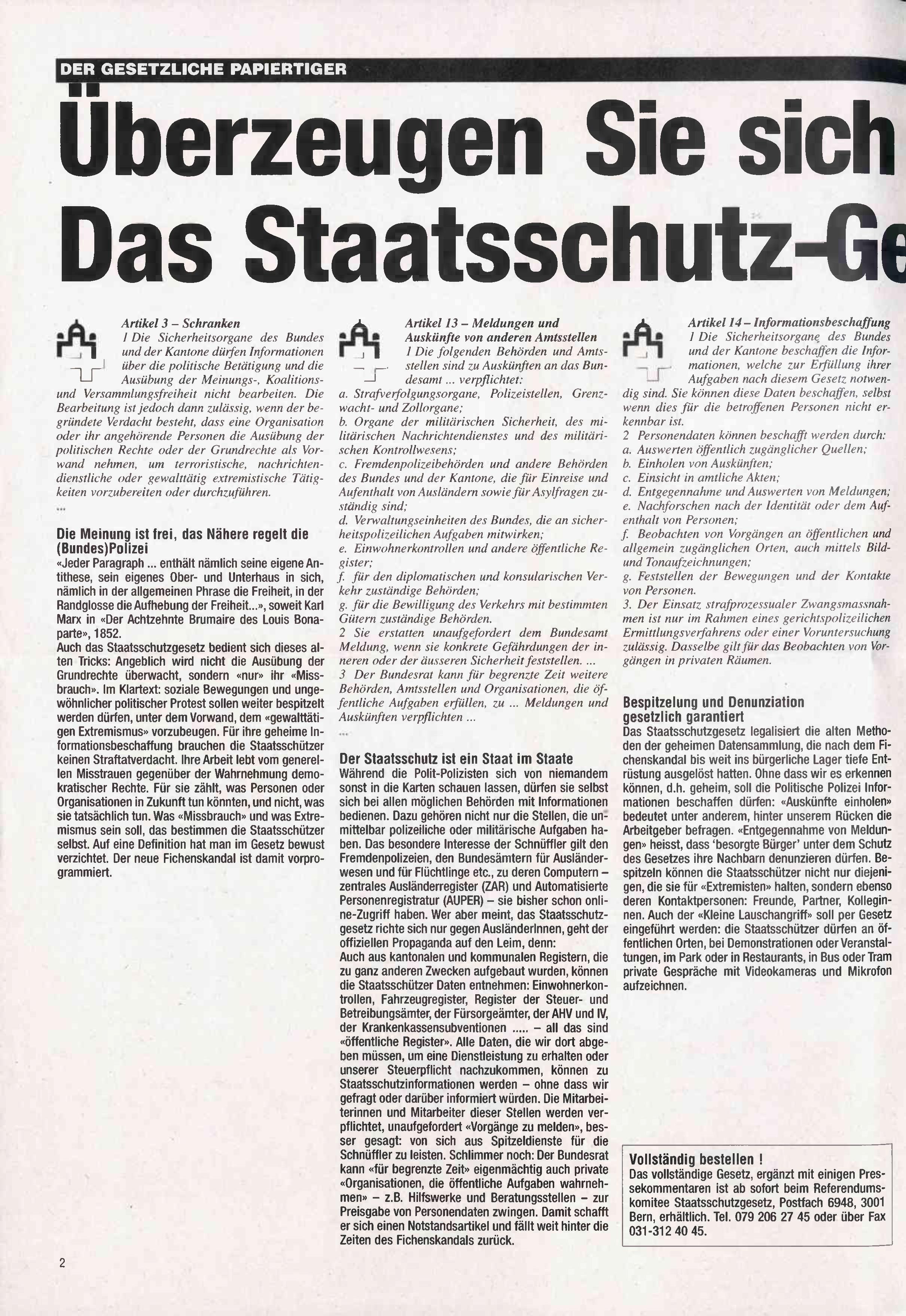 FICHEN FRITZ NR. 28 - SEITE 2
