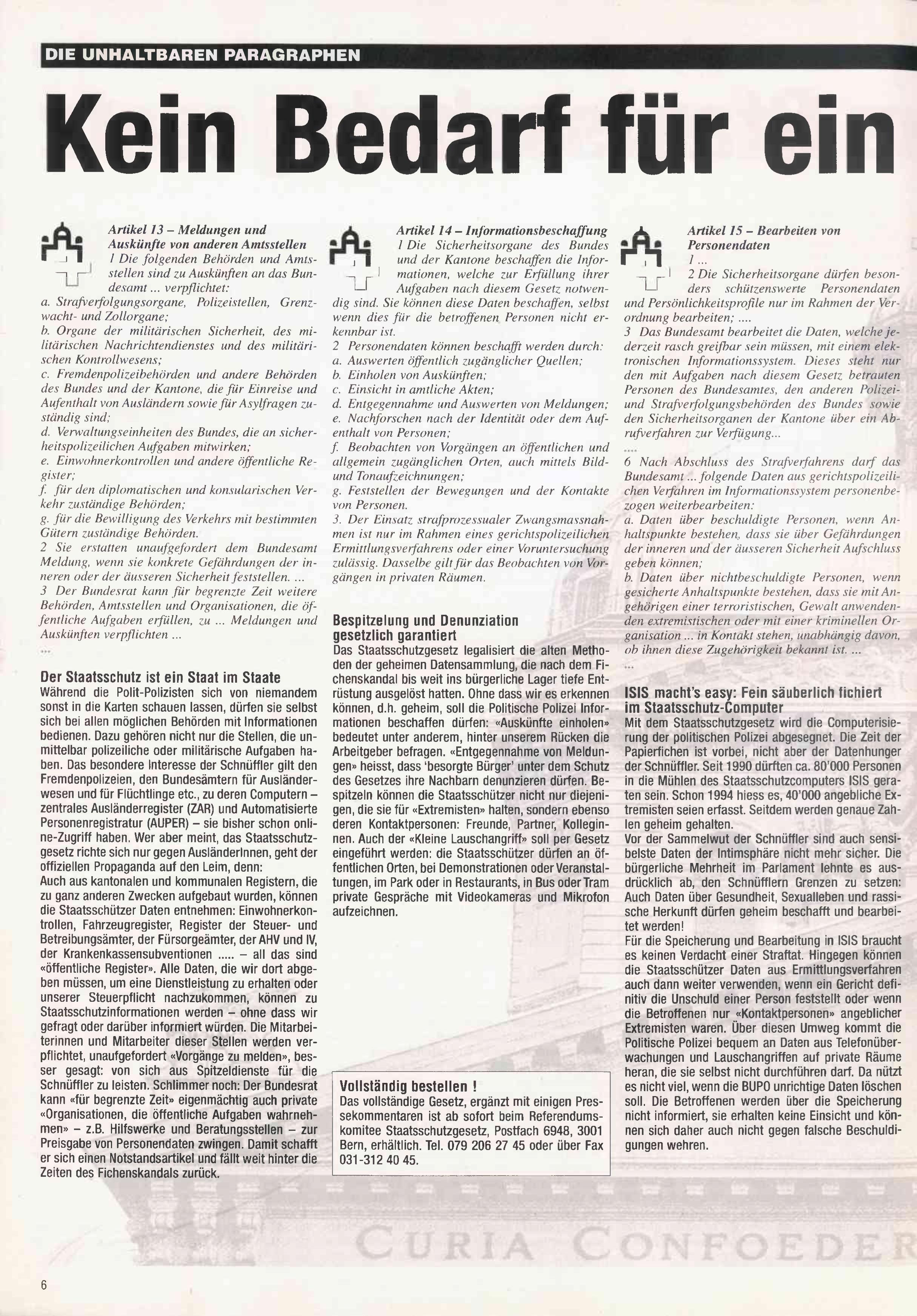 FICHEN FRITZ NR. 29 - SEITE 6