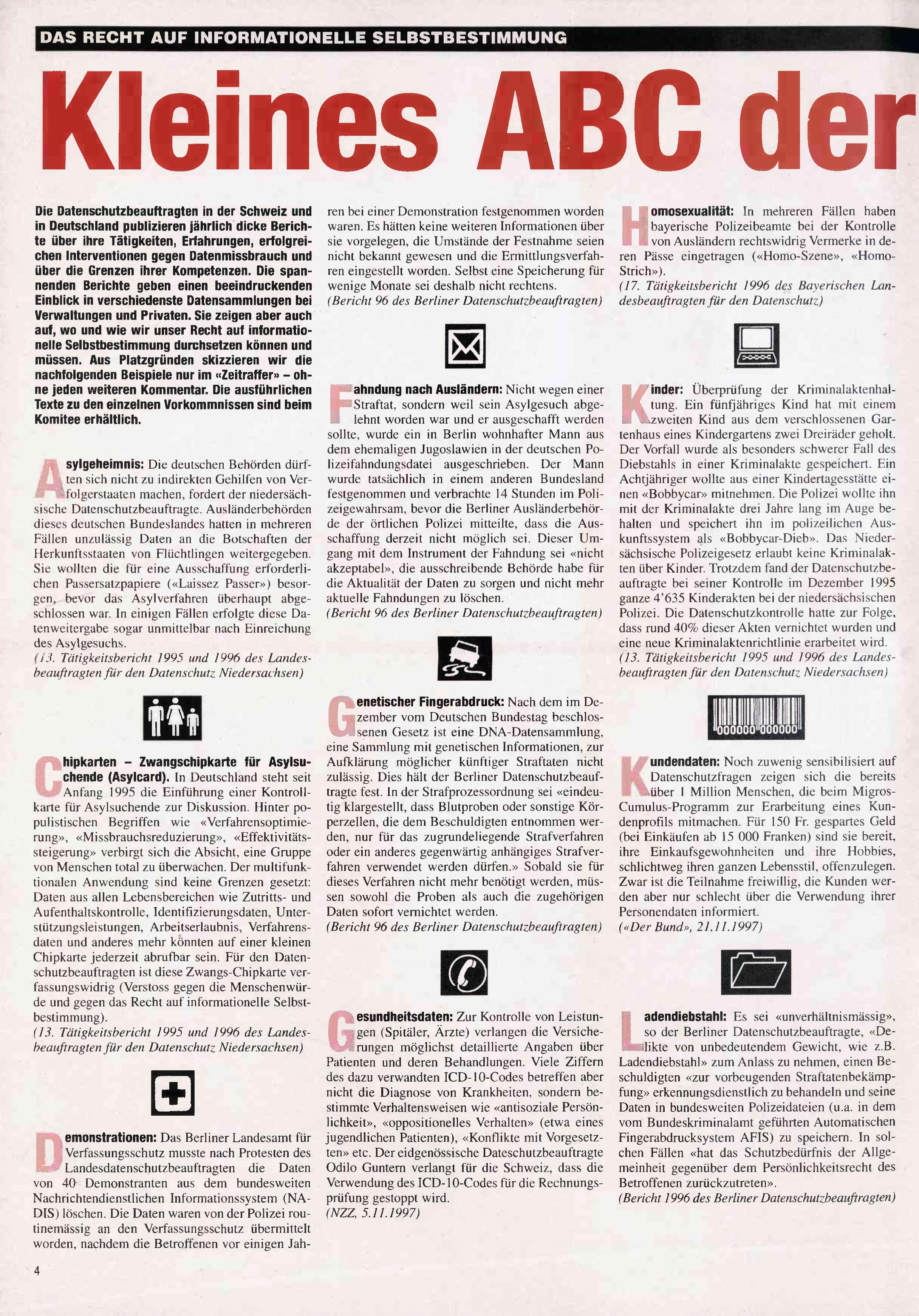 FICHEN FRITZ NR. 31 - SEITE 4