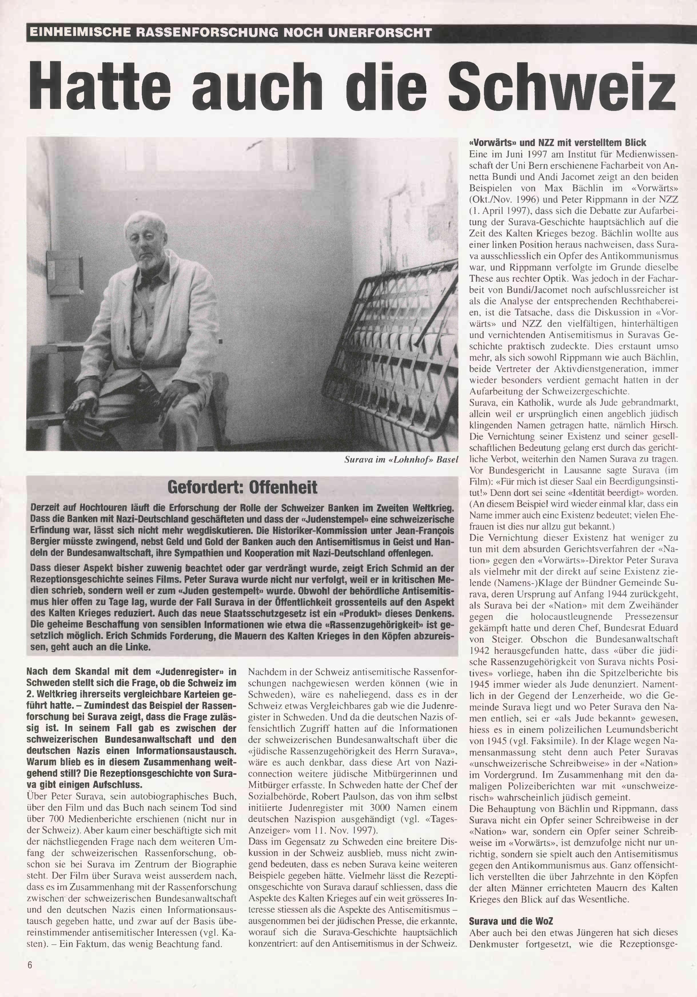 FICHEN FRITZ NR. 31 - SEITE 6