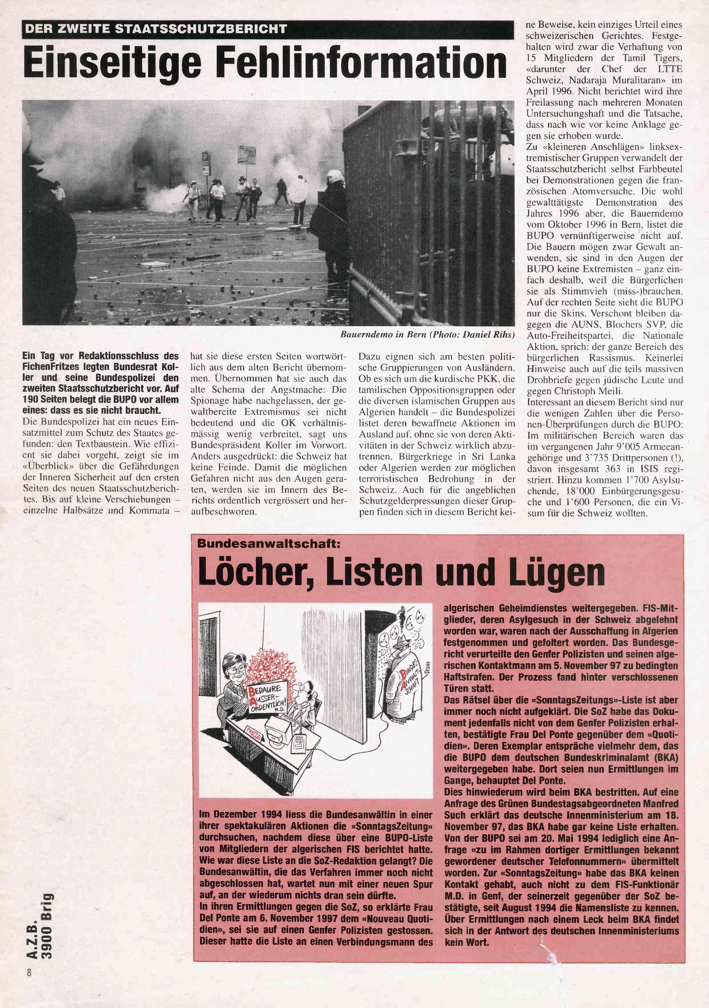 FICHEN FRITZ NR. 31 - SEITE 8